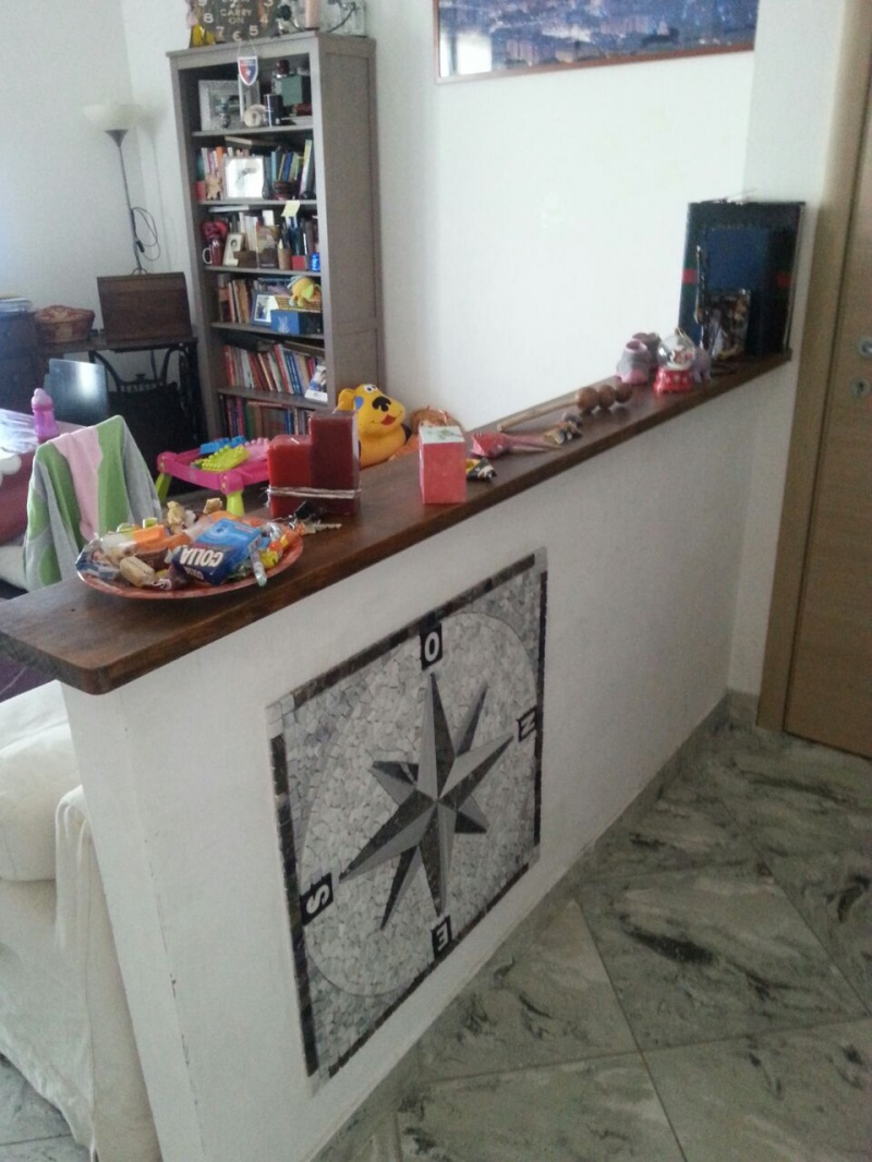 Savona trilocale ristrutturato con cantina for Piani casa artigiano con cantina
